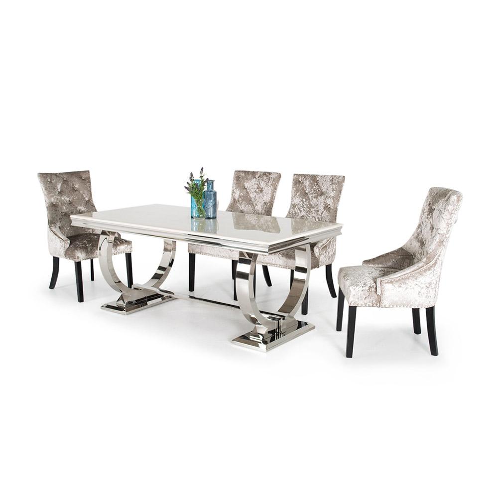 Arianna Dining Table 1800 Belfast