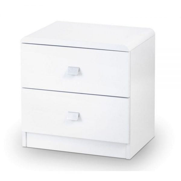 Domino 2drw Bedside Cabinet Belfast