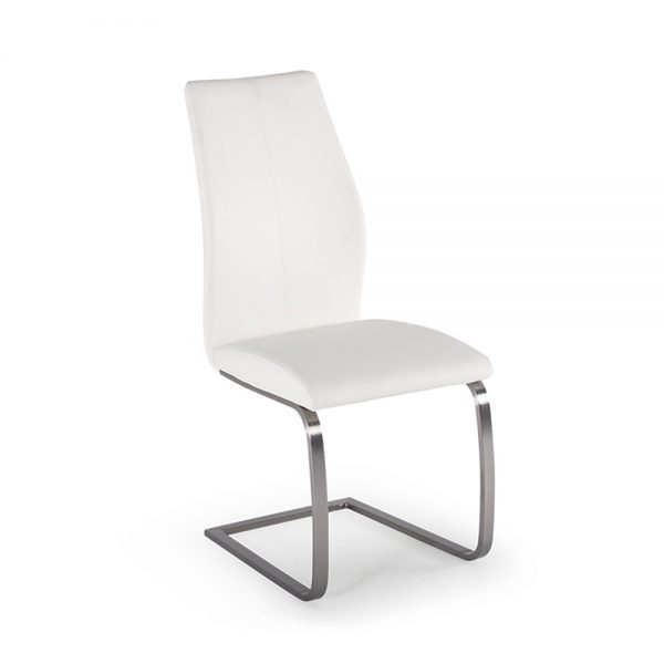 Irma Dining Chair White Belfast