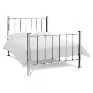 Madison Bedstead Shiny Nickel Belfast
