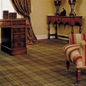 Beaumont Antique Green Carpet Belfast