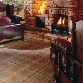 Glenmoy Beige Chisholm Carpet Belfast