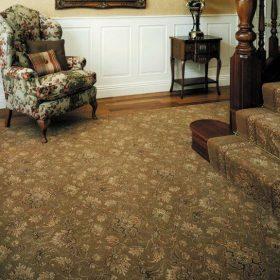 Kazan Tench Green Carpet Belfast