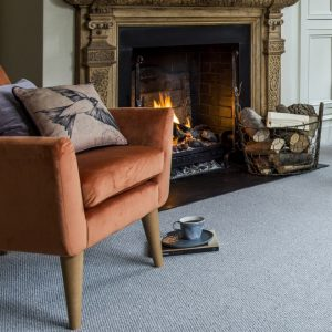 Malabar Two Fold Tungsten Carpet Belfast
