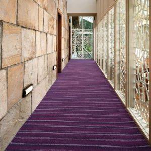 Mix Shimmer Mulberry Carpet Belfast