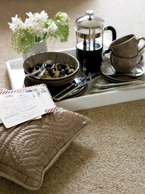 Natural Berber Twist Collection Carpet Belfast