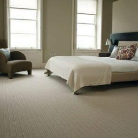 Open Spaces Wellington Stripe Linnet Carpet Belfast