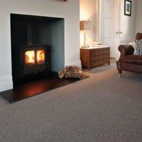 Tazmin Shadow Motif Carpet Belfast