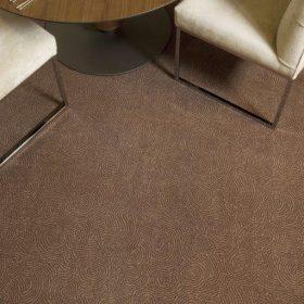The Mix Contour Taupe Carpet Belfast