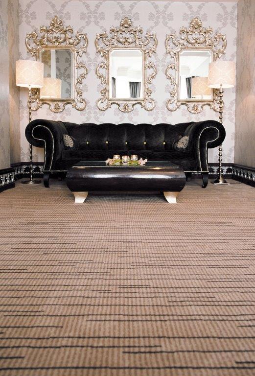 The Mix Strata Stone Carpet Belfast