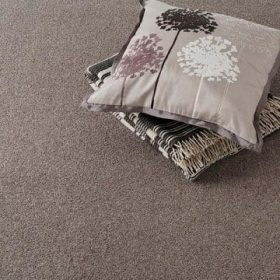 York Wilton Pewter Carpet Belfast