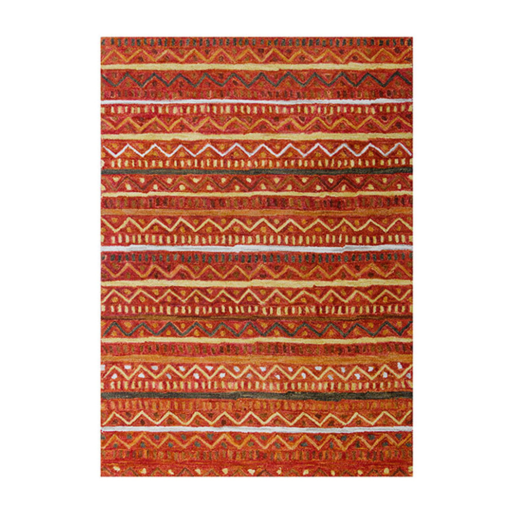 Jasper Tribal Red Rugs Belfast