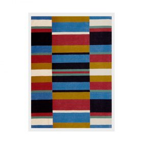 Jazz Blocks Retro Rugs Belfast