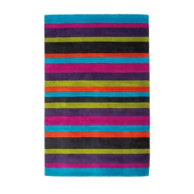 Jazz Stripes Multi Rugs Belfast