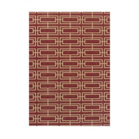 Moda Deco Red Rugs Belfast