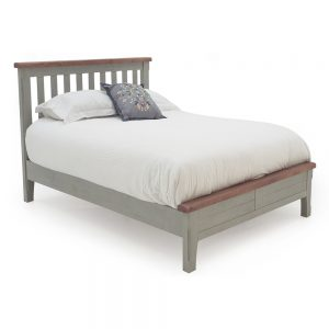 grey wooden bed bedstead uk ireland belfast ni