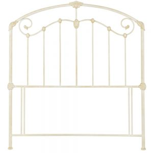 metal ivory cream headboard belfast uk ni ireland