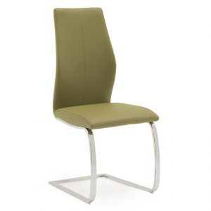 olive faux leather dining chair belfast uk ni ireland