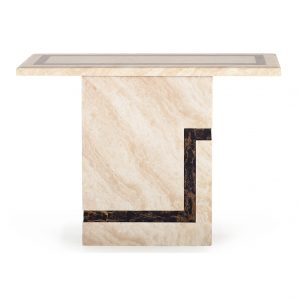 cream marble console table uk ni ireland belfast