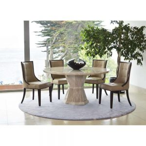 marble dining table round belfast ireland uk ni