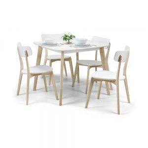 dining set white furiture chair table belfast uk ni ireland