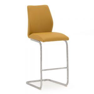 pumpkin orange bar chair dining furniture sale belfast uk ni ireland