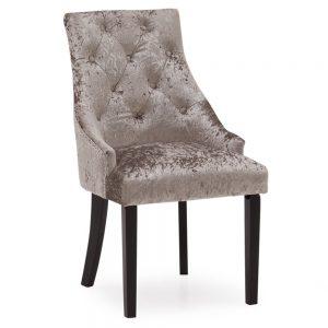 crushed velvet mink dining chair sale belfast uk ni ireland
