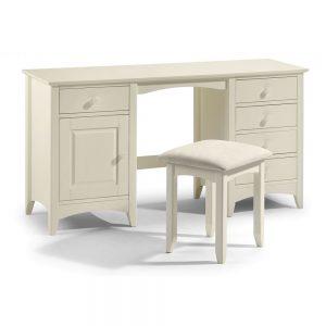 dressing table stone white cream shop home bedroom furniture uk ni ireland belfast
