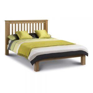 low foot end bed wooden ireland uk