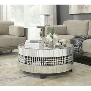 crystal coffee table diamond diamnte