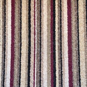 mulberry stripe carpet