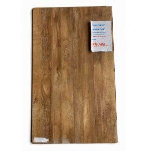 barn oak laminate