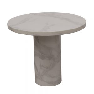 stone lamp table