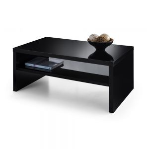 Metro Black Coffee Table Belfast