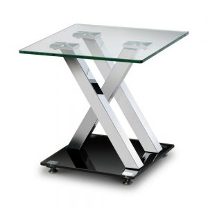 X-Frame Lamp Table Belfast