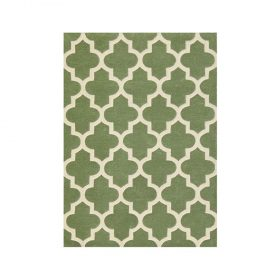 Arabesque Sage Green Rugs Belfast