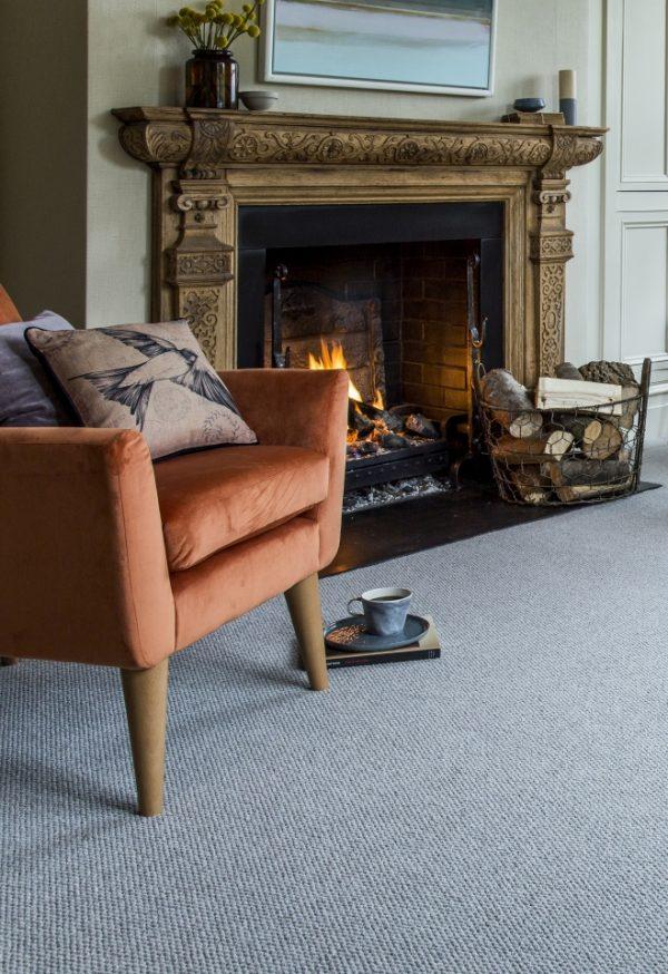Malabar Two Fold Tungsten Carpet Belfast