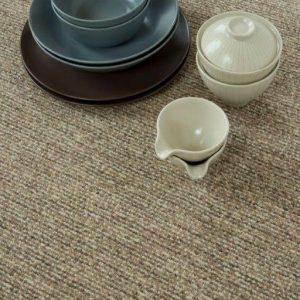 Natural Choice Chenille Fawn Carpet Belfast