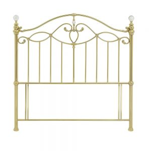 gold silver black metal headboard belfast ireland uk ni