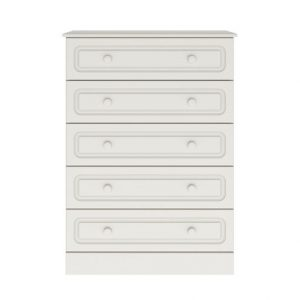 5 drawer chest white belfast uk ni ireland
