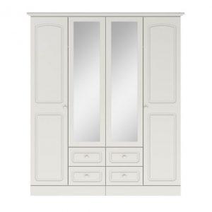 white wardrobe belfast ni ireland uk