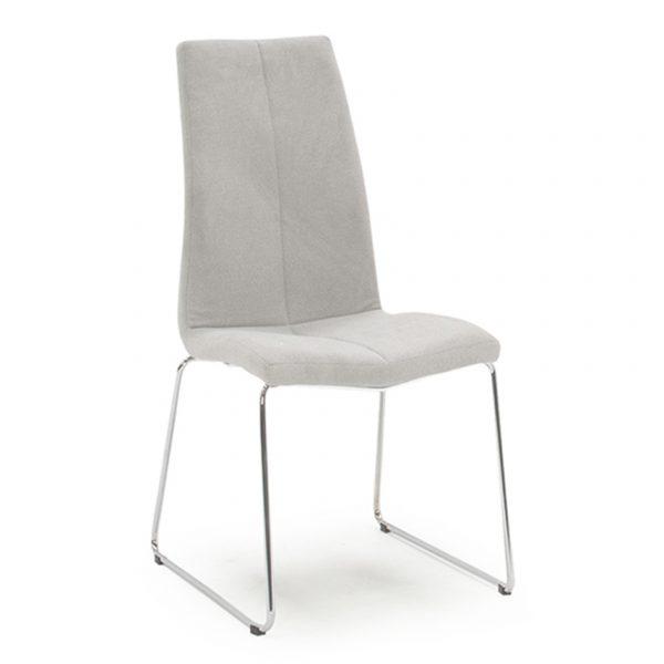 grey fabric chair dining room belfast uk ni ireland