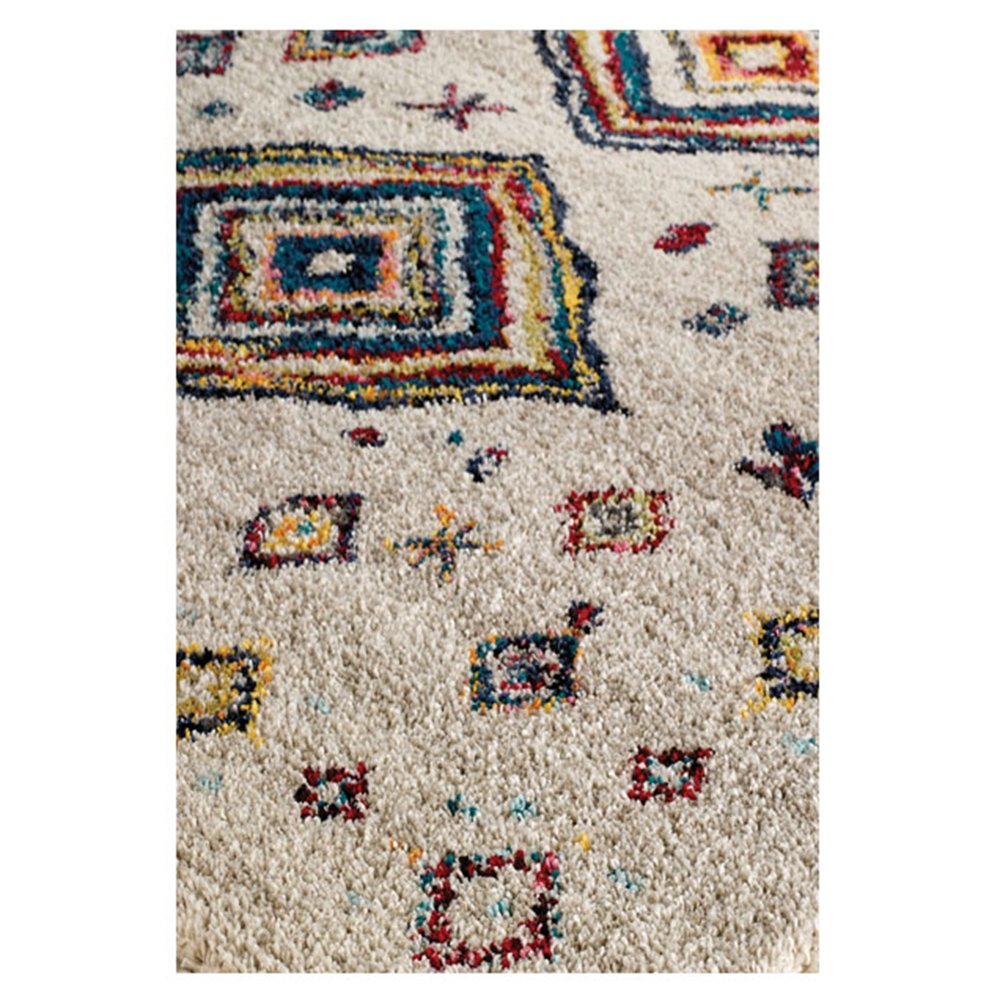 Atlas 1330W Multicoloured Berber Style Rug in various sizes