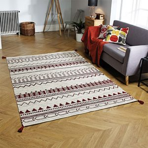 red pattern rug uk belfast shop home ireland