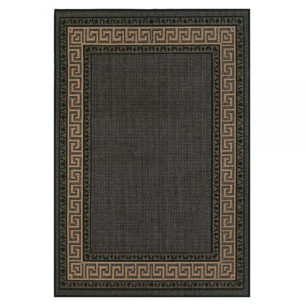 black greek flatweave rug belfast uk ni ireland