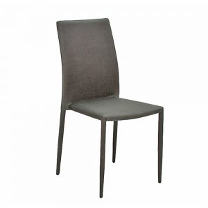 dark grey fabric chair dining furniture sale belfast uk ni ireland