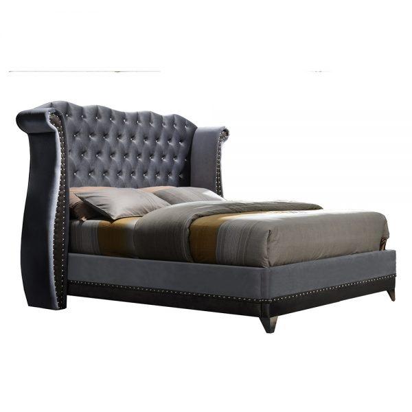 grey bed bedstead belfast sale furniture bedroom uk ni ireland