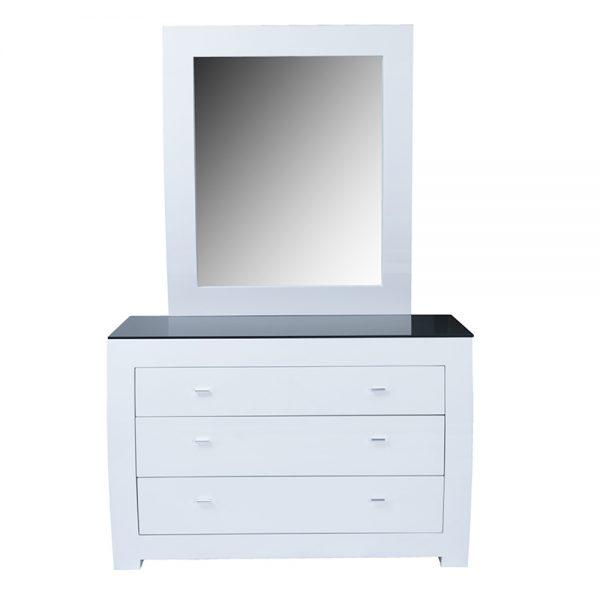 white gloss chest drawers dressing bedroom furniture sale uk belfast ni ireland