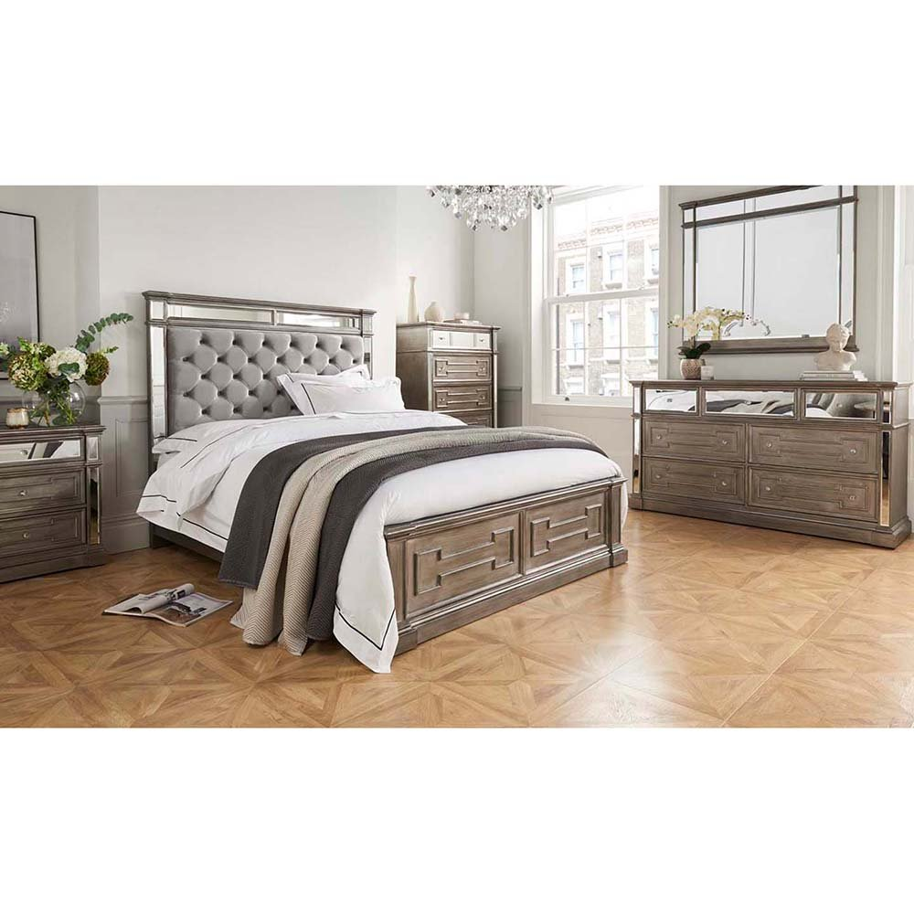 Oxford Luxury Bedstead - Rite Price