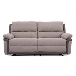 3 seater recliner sofa fabric leather sale belfast uk ni ireland england